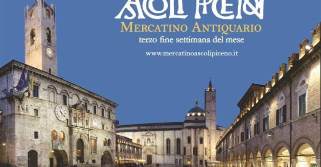 Weekend nell'antico: speciale mercato Antiquariato Ascoli Piceno